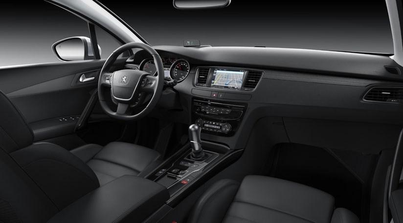Peugeot 508 I Restyling 2014 - now Sedan #2