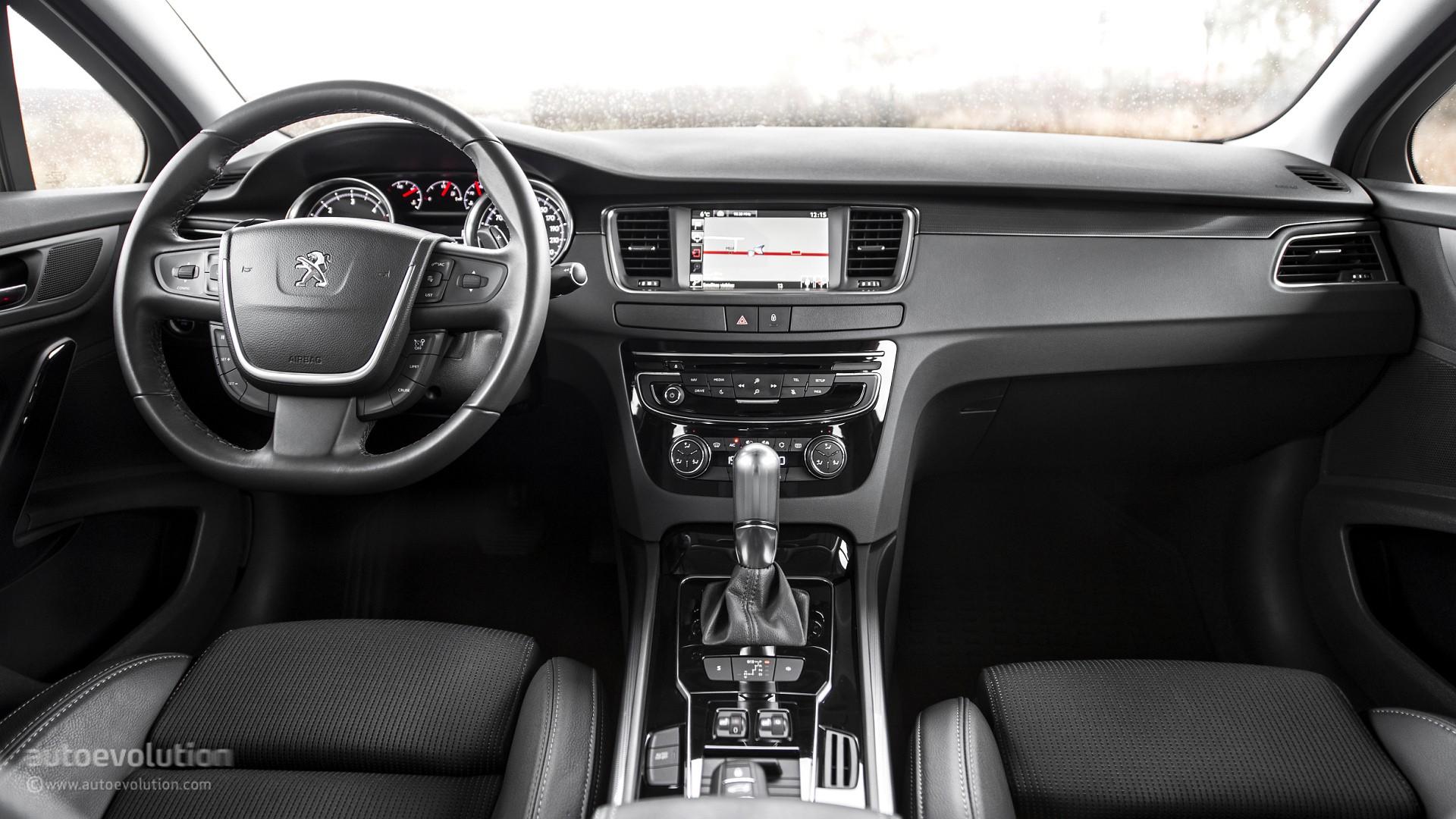 Peugeot 508 I Restyling 2014 - now Sedan #3
