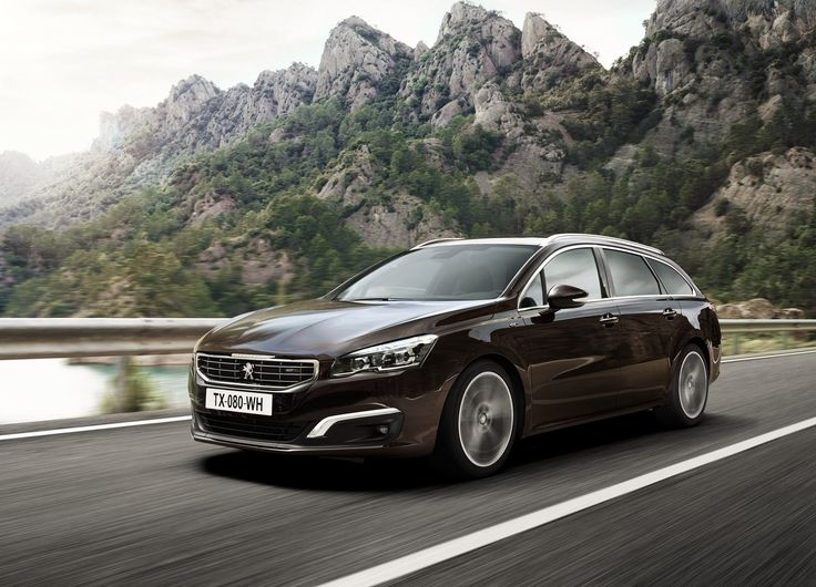 Peugeot 508 I Restyling 2014 - now Station wagon 5 door #4