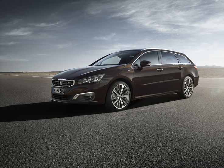 Peugeot 508 I Restyling 2014 - now Station wagon 5 door #2