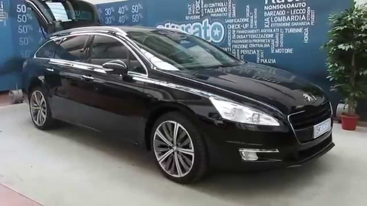 Peugeot 508 I Restyling 2014 - now Station wagon 5 door #7