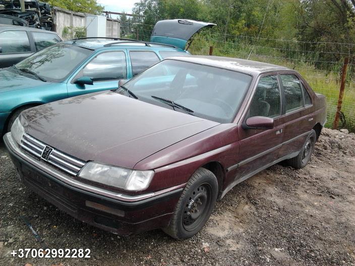 Peugeot 605 1989 - 1999 Sedan #3