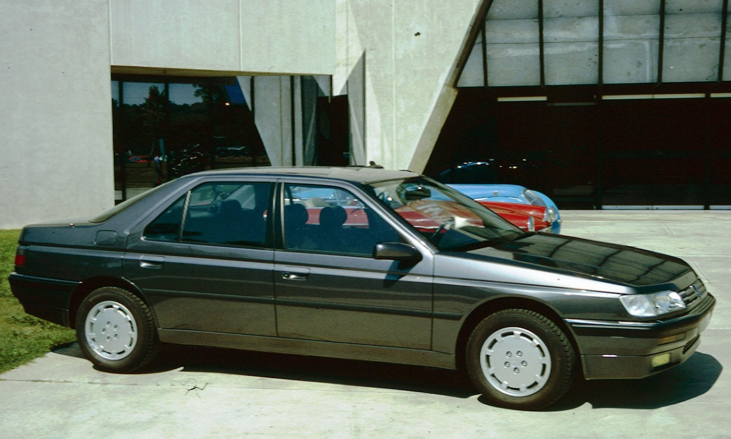 Peugeot 605 1989 - 1999 Sedan #5
