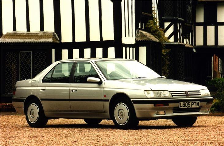 Peugeot 605 1989 - 1999 Sedan #6