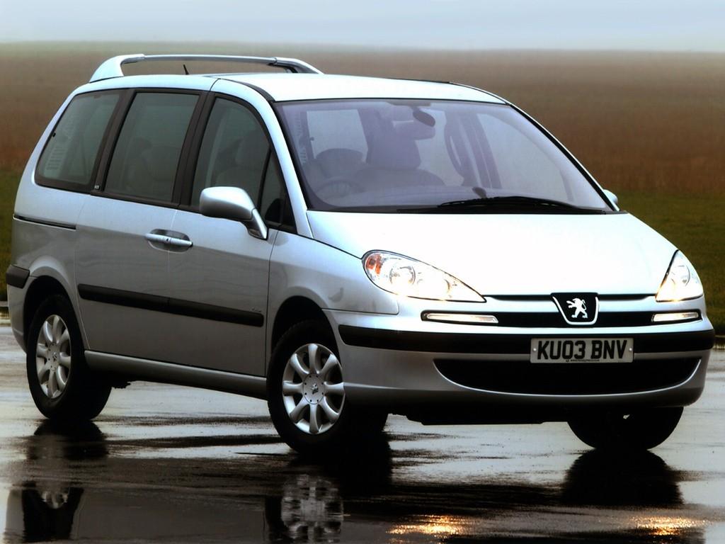Peugeot 807 I 2002 - 2008 Compact MPV #4