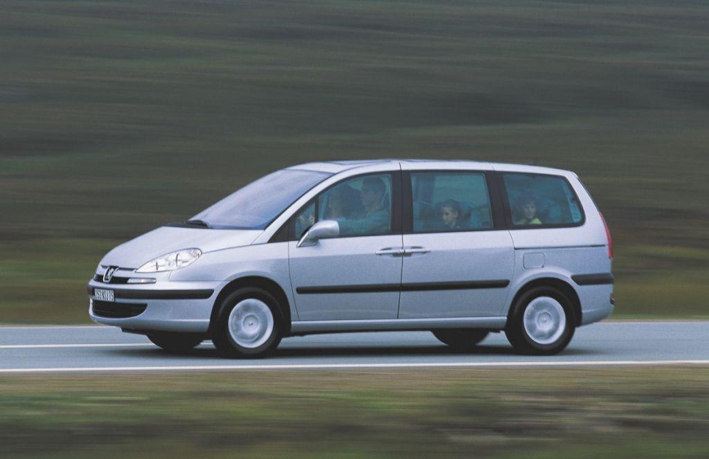 Peugeot 807 I 2002 - 2008 Compact MPV #1