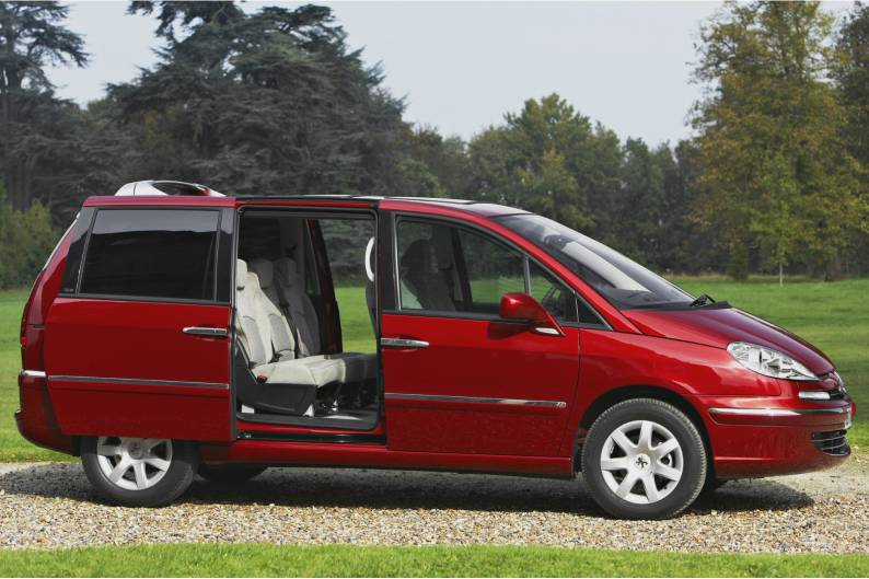 Peugeot 807 I 2002 - 2008 Compact MPV #7