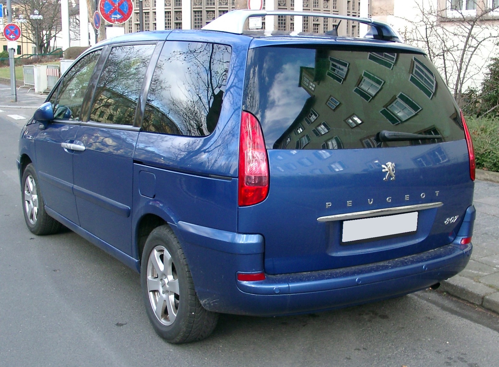 Peugeot 807 I 2002 - 2008 Compact MPV #6