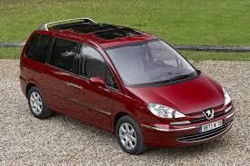 Peugeot 807 I Restyling 2008 - 2014 Minivan #3