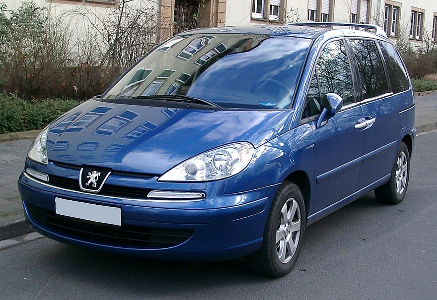 Peugeot 807 I Restyling 2008 - 2014 Minivan #4