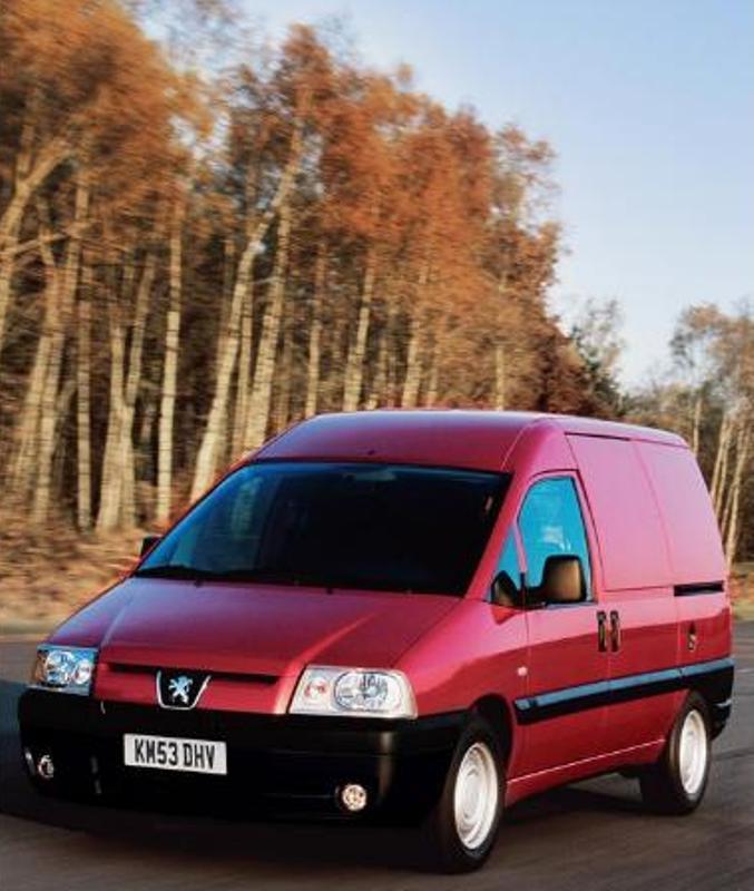 Peugeot Expert I 1995 - 2006 Minivan #1