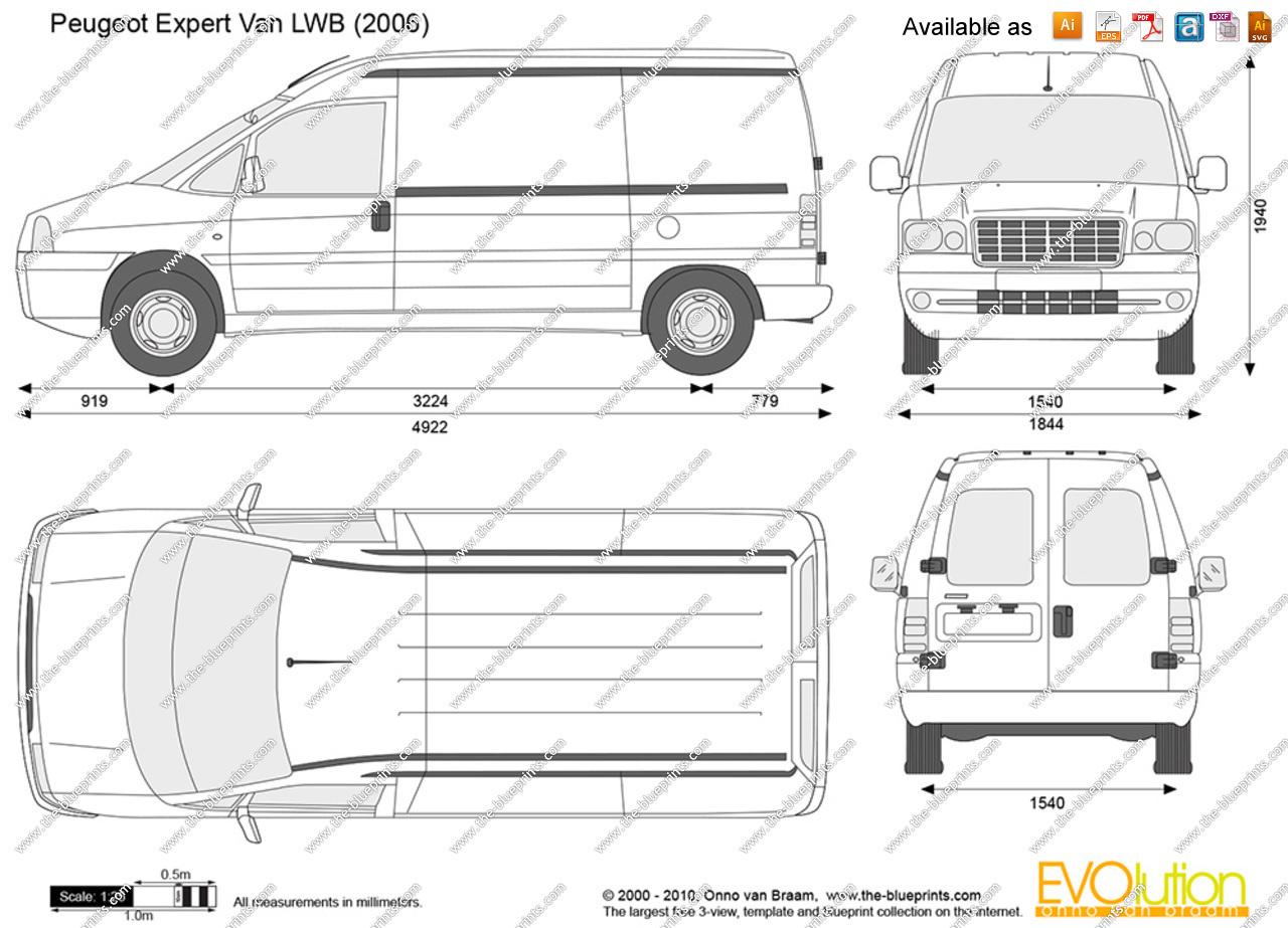 Peugeot Expert I 1995 - 2006 Minivan #3