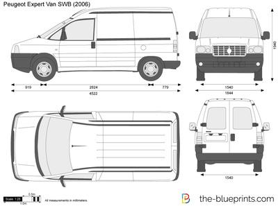 Peugeot Expert I 1995 - 2006 Minivan #2