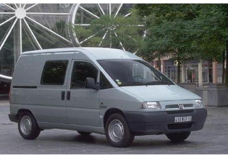Peugeot Expert I 1995 - 2006 Minivan #7
