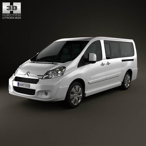 Peugeot Expert II Restyling 2012 - 2016 Minivan #3