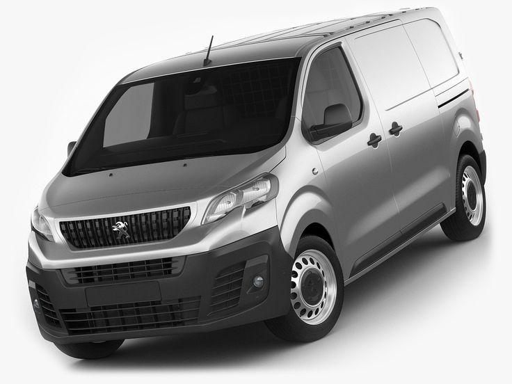 Peugeot Expert II Restyling 2012 - 2016 Minivan #7