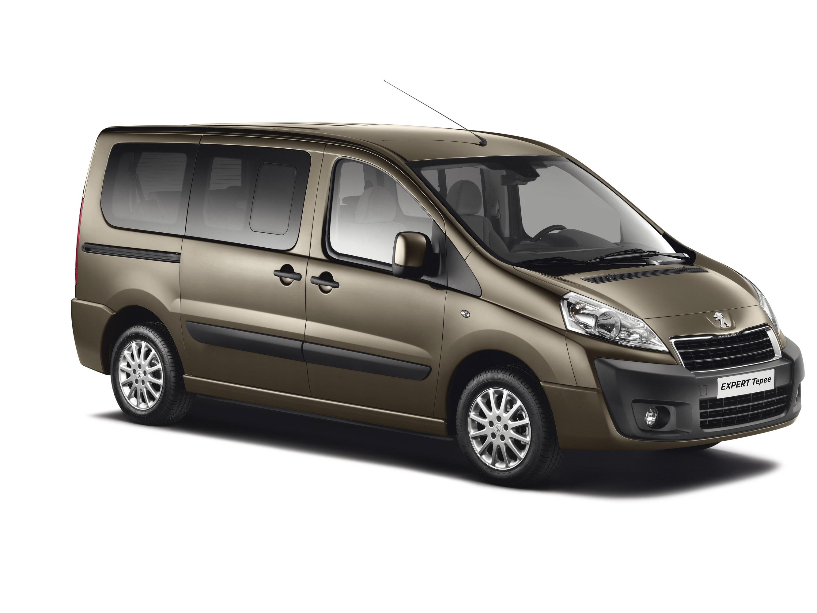 Peugeot Expert II Restyling 2012 - 2016 Minivan #6
