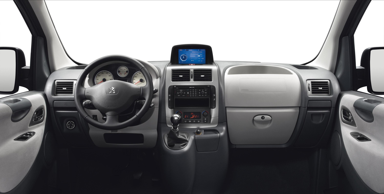 Peugeot Expert II Restyling 2012 - 2016 Minivan #5