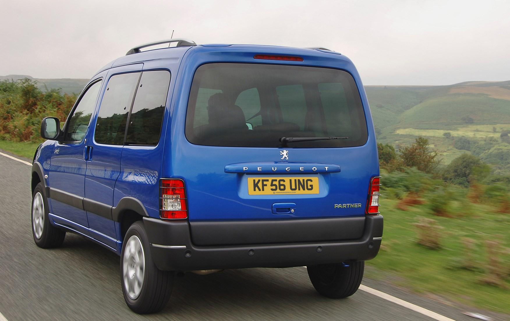 Peugeot Partner I 1996 - 2002 Compact MPV #3