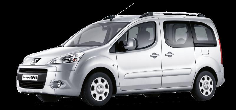Peugeot Partner I 1996 - 2002 Compact MPV #5