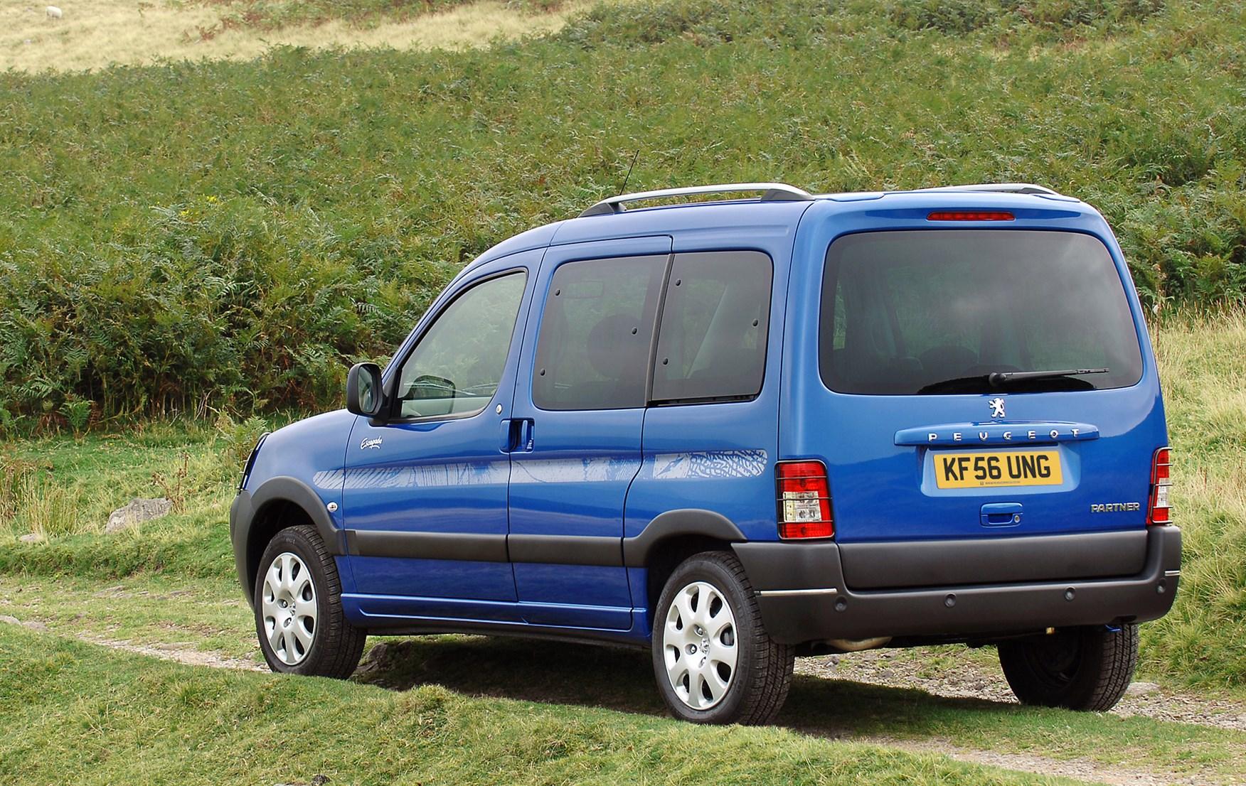 Peugeot Partner I 1996 - 2002 Compact MPV #4