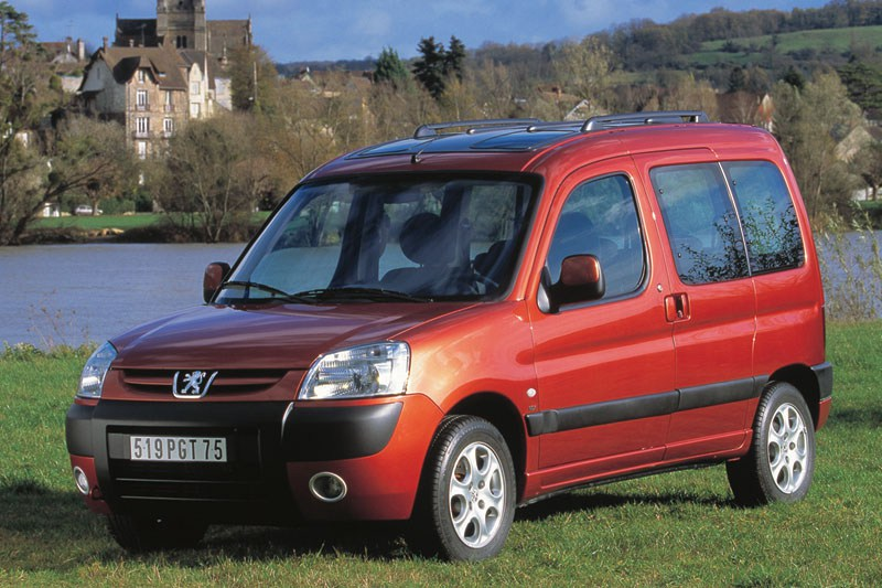 Peugeot Partner I 1996 - 2002 Compact MPV #6
