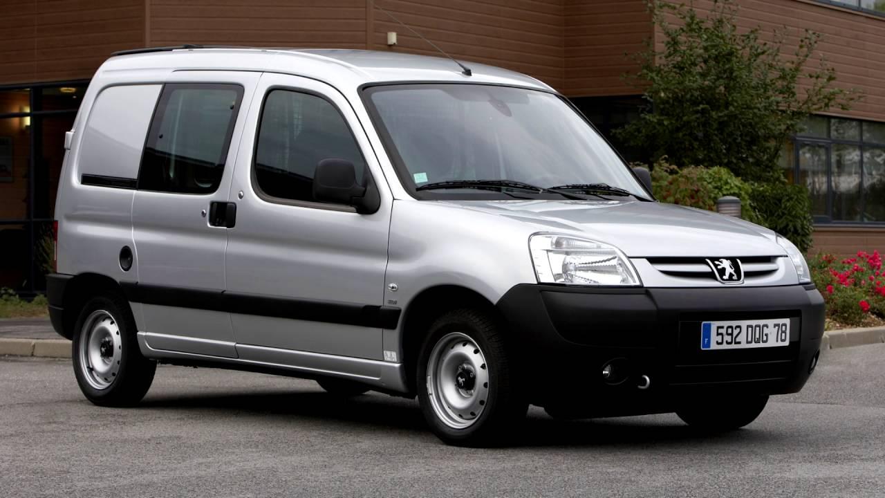 Peugeot Partner I 1996 - 2002 Compact MPV #2