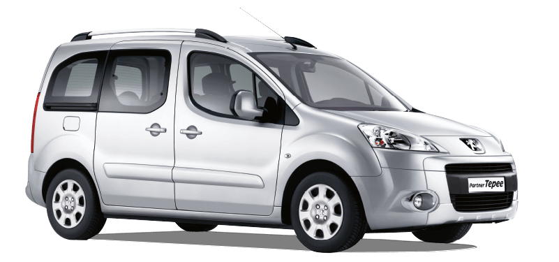 Peugeot Partner II Restyling 2012 - 2015 Compact MPV #1