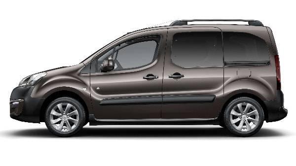 Peugeot Partner I Restyling 2002 - 2012 Compact MPV #2