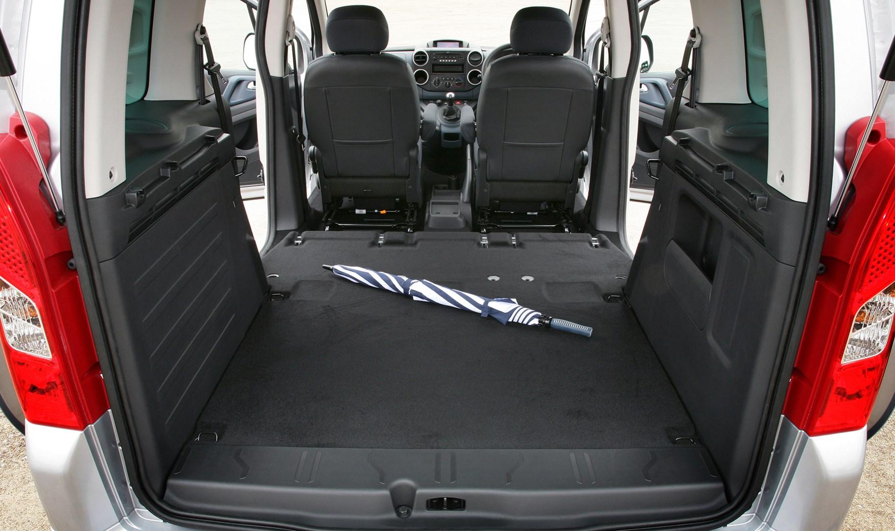 Peugeot Partner II 2008 - 2012 Compact MPV #4
