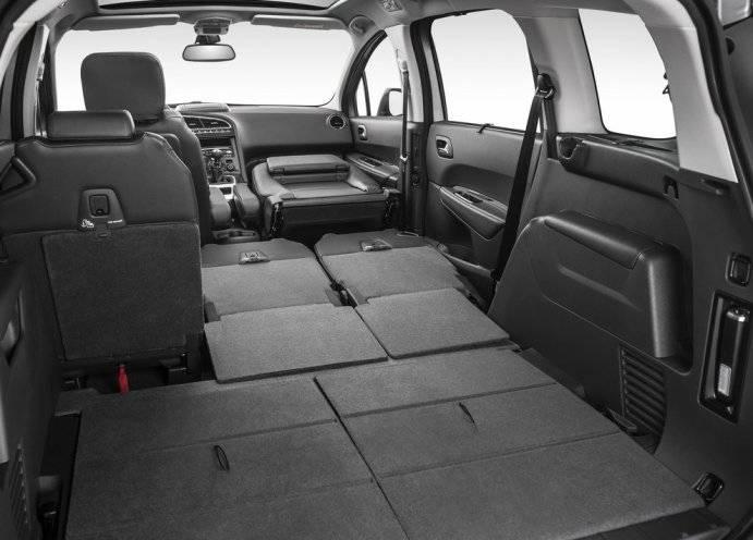 Peugeot Partner II 2008 - 2012 Compact MPV #6