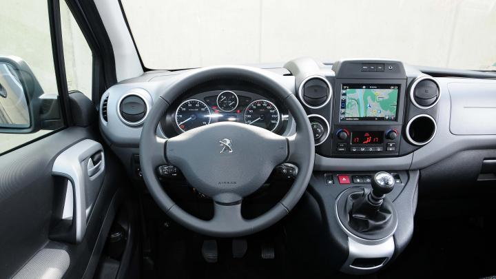 Peugeot Partner II 2008 - 2012 Compact MPV #1