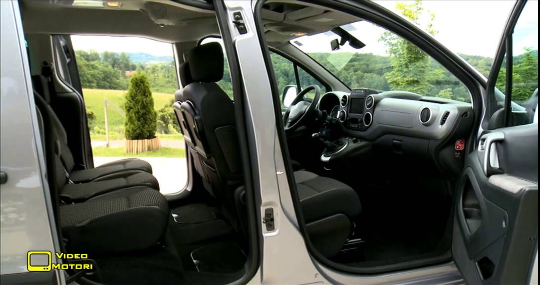 Peugeot Partner II Restyling 2 2015 - now Compact MPV #3
