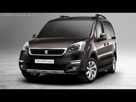 Peugeot Partner II Restyling 2 2015 - now Compact MPV #7