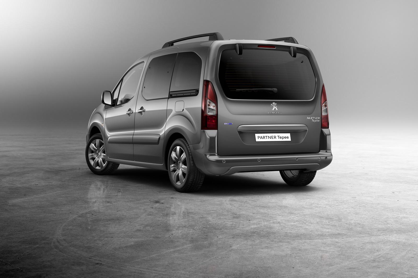 Peugeot Partner II Restyling 2012 - 2015 Compact MPV #5