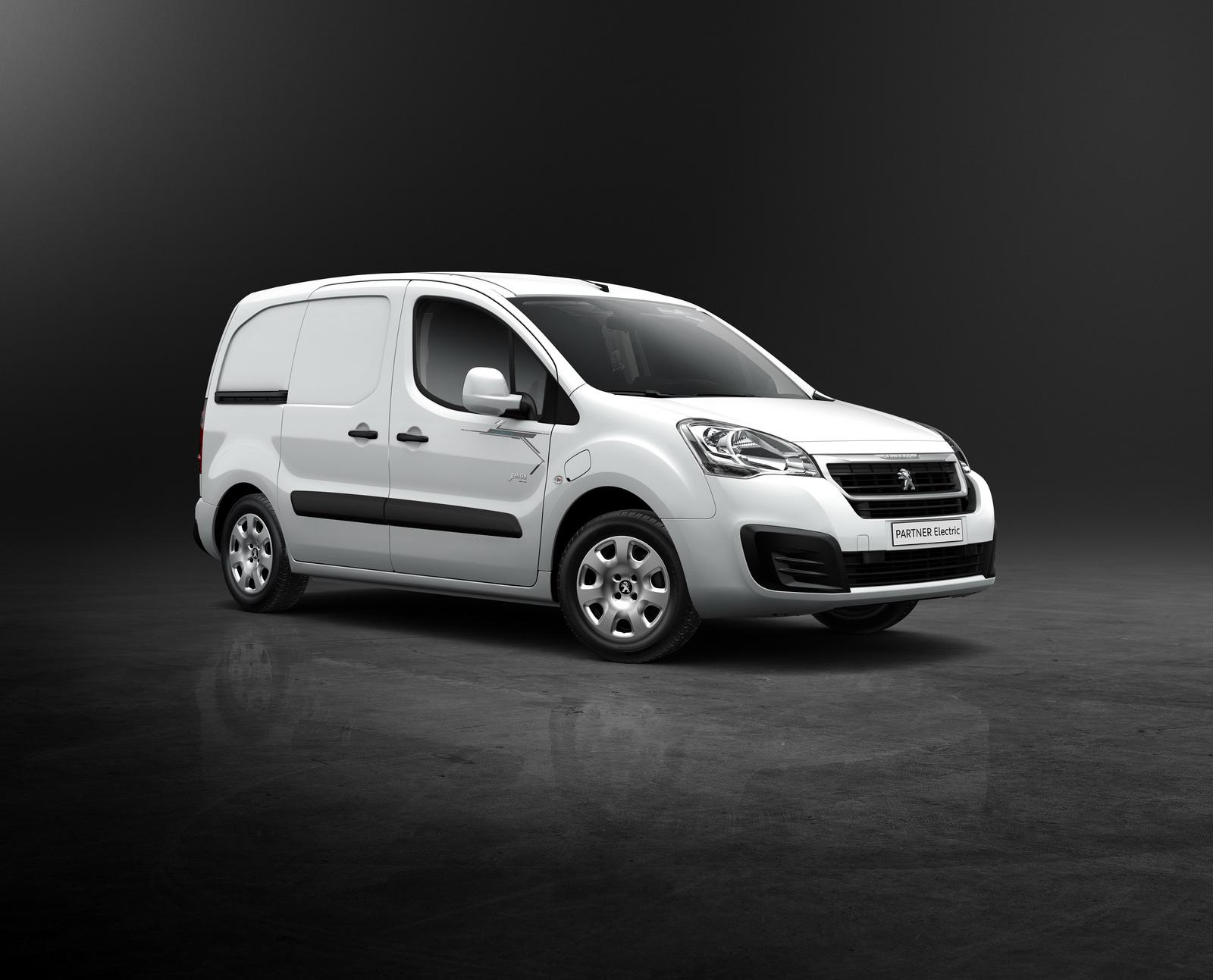Peugeot Partner II Restyling 2012 - 2015 Compact MPV #3