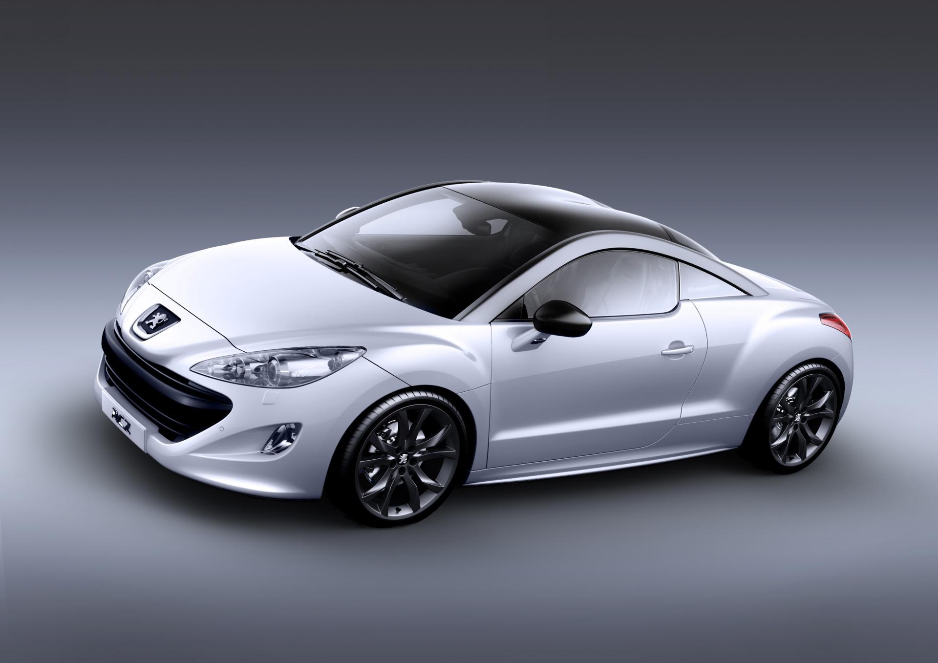 Peugeot RCZ I 2010 - 2012 Coupe #3