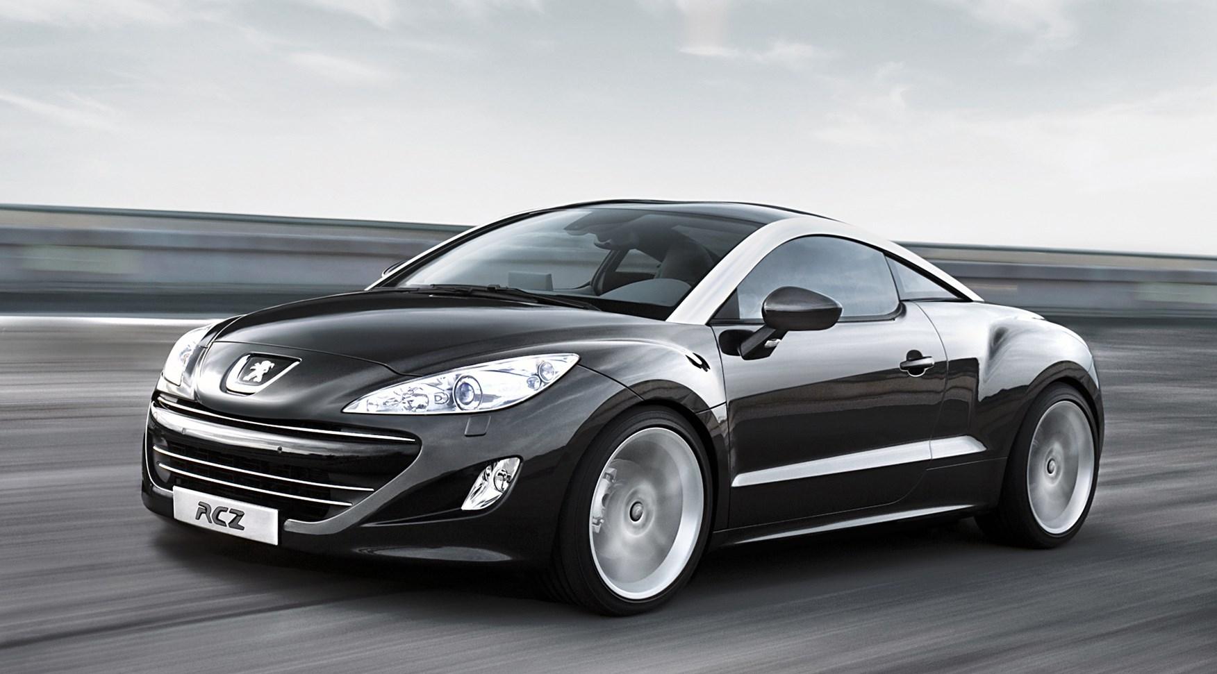 Peugeot RCZ I 2010 - 2012 Coupe #2