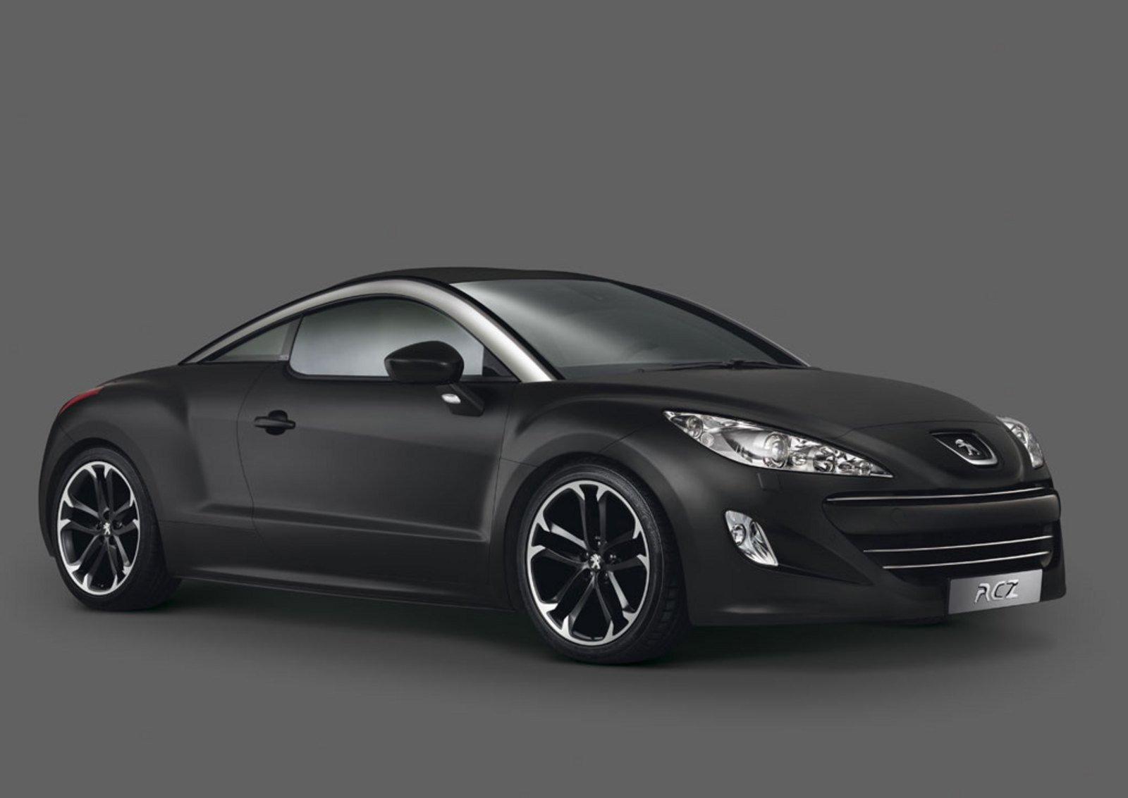 Peugeot RCZ I 2010 - 2012 Coupe #4