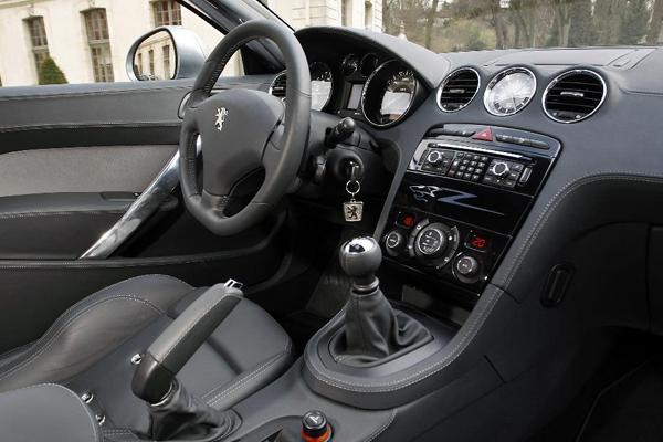 Peugeot RCZ I 2010 - 2012 Coupe #8