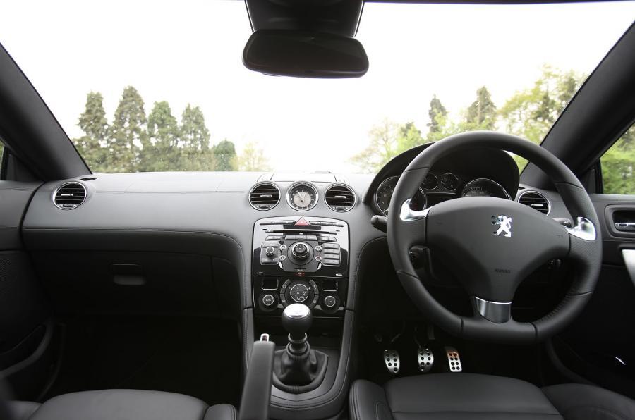 Peugeot RCZ I 2010 - 2012 Coupe #7