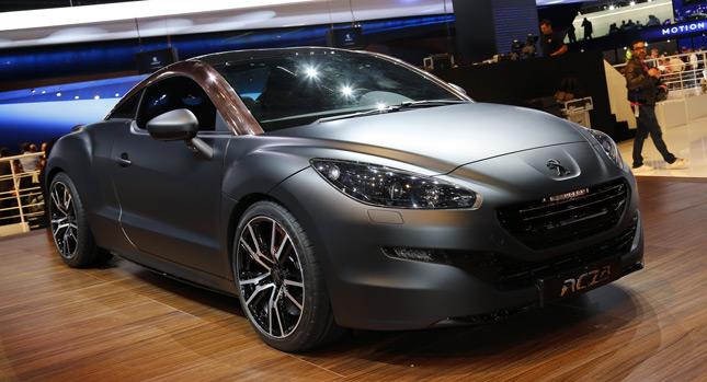 Peugeot RCZ I Restyling 2012 - 2015 Coupe #7