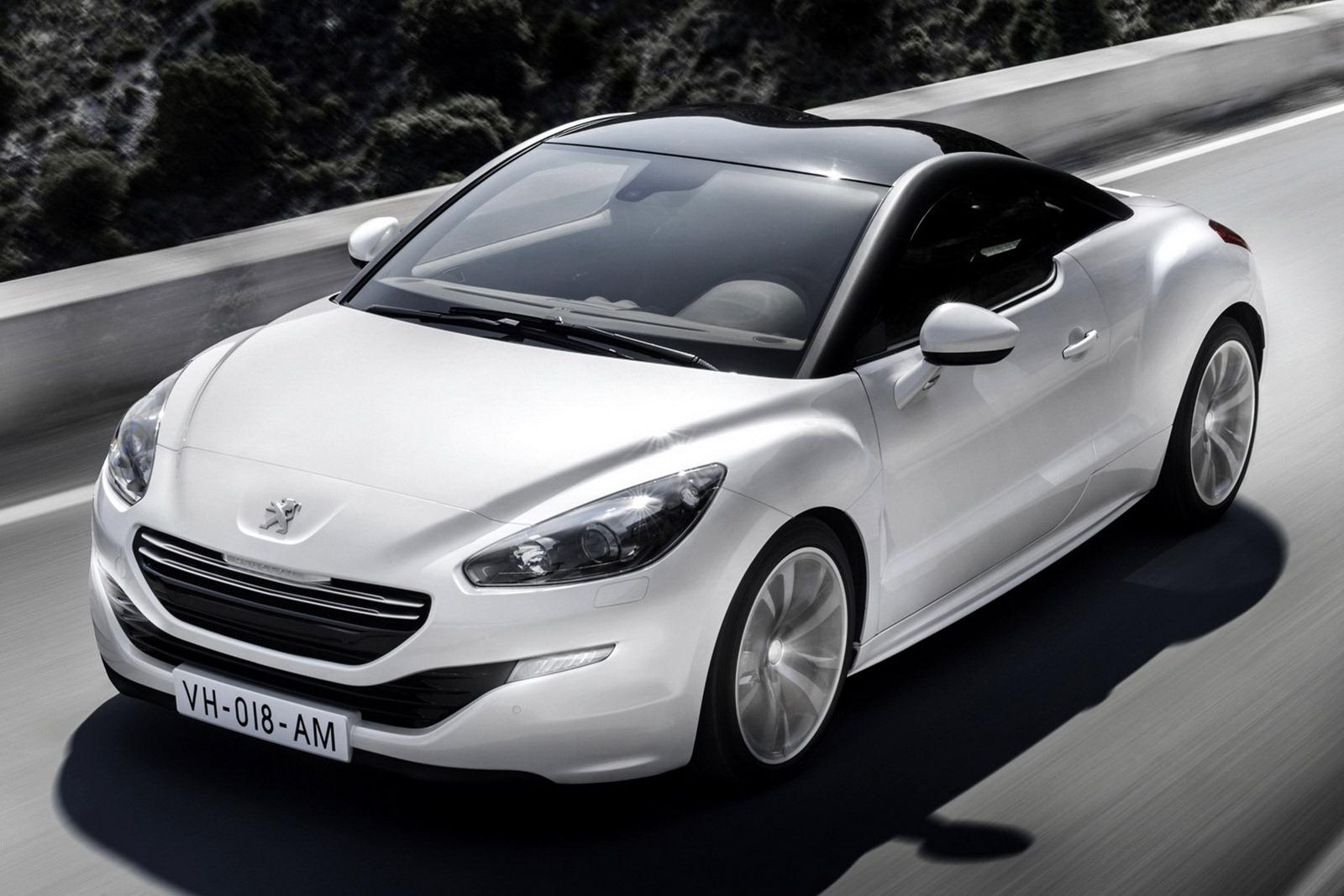 Peugeot RCZ I Restyling 2012 - 2015 Coupe #1