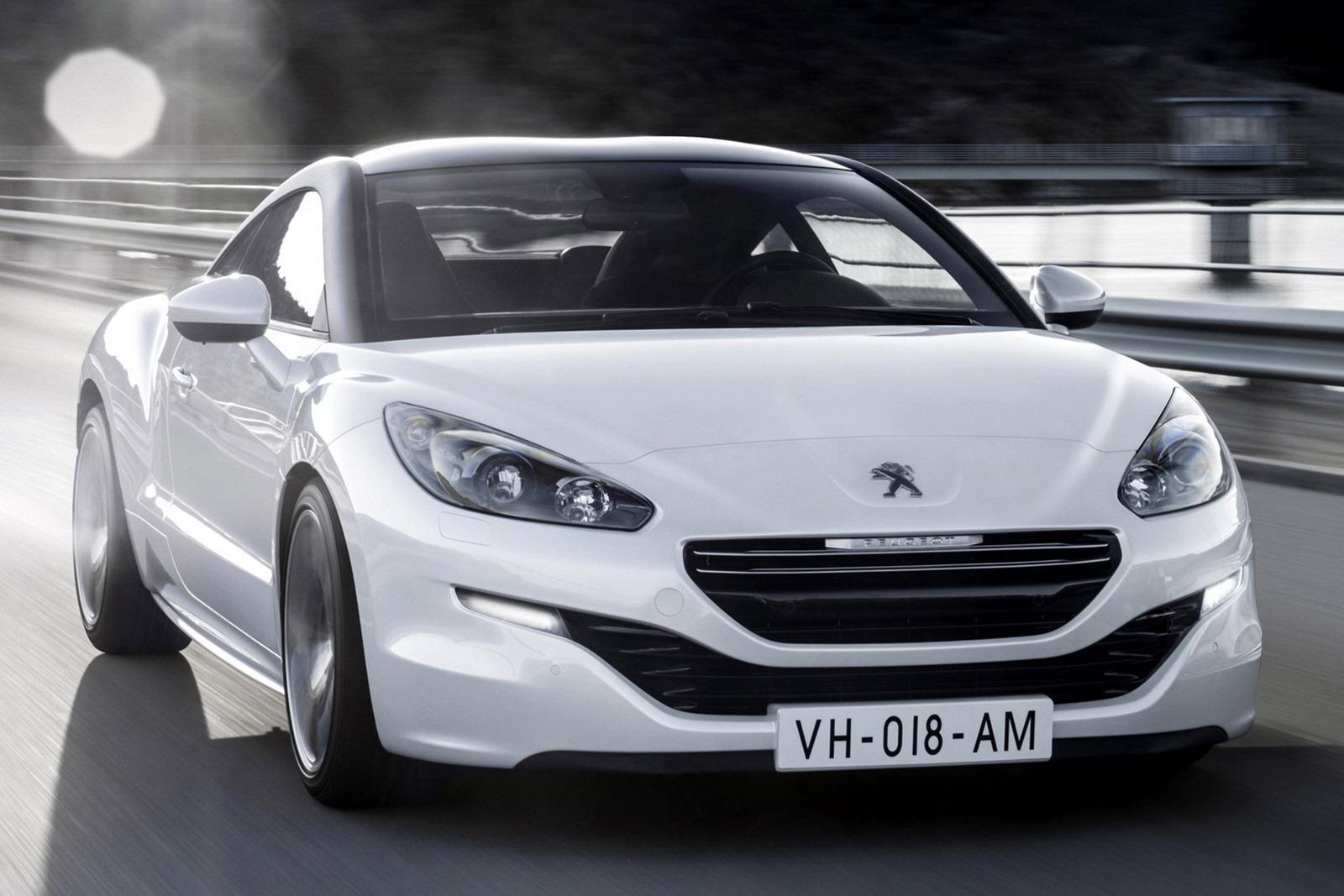 Peugeot RCZ I Restyling 2012 - 2015 Coupe #5