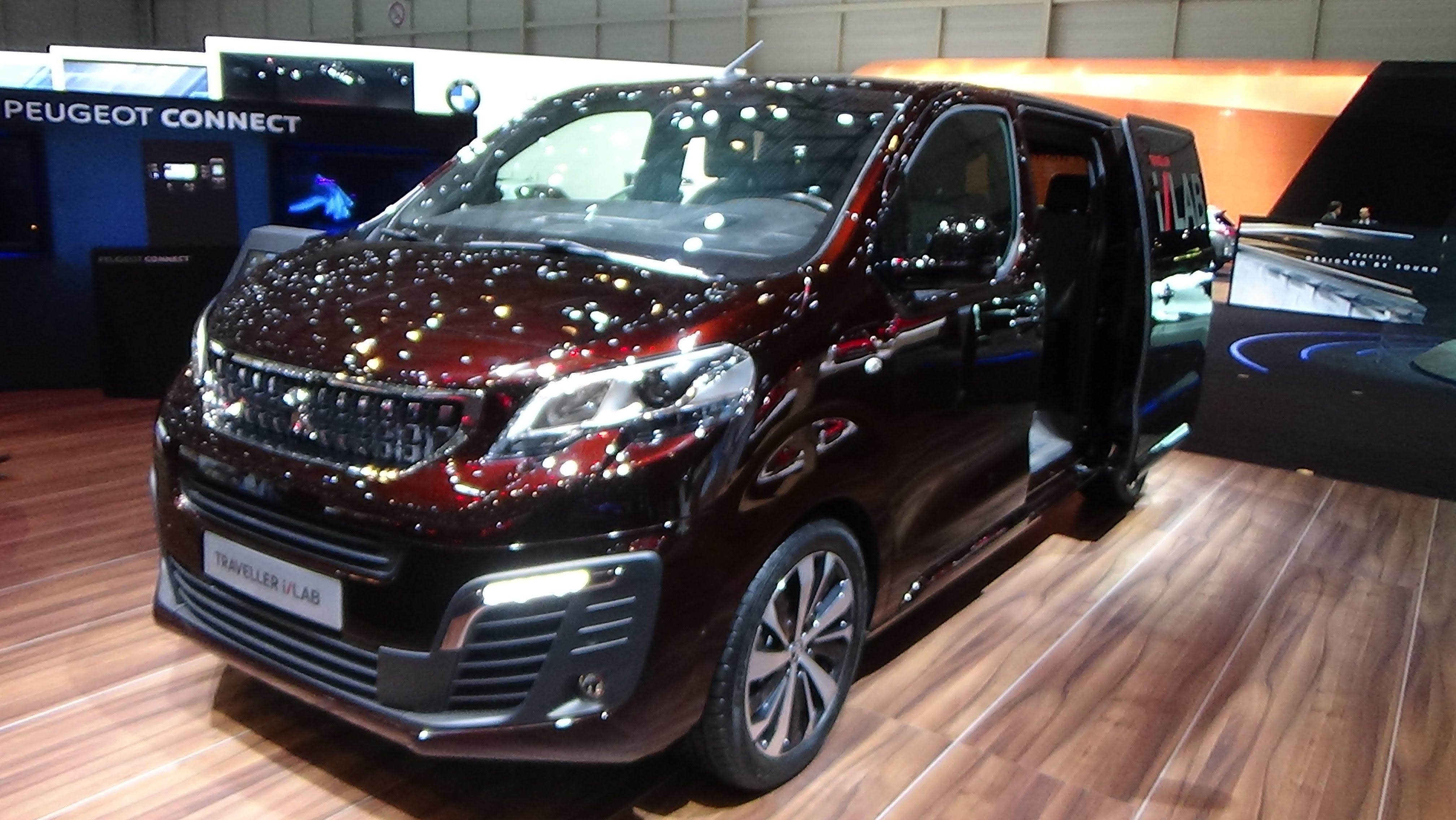 Peugeot Traveller I 2016 - now Minivan #7
