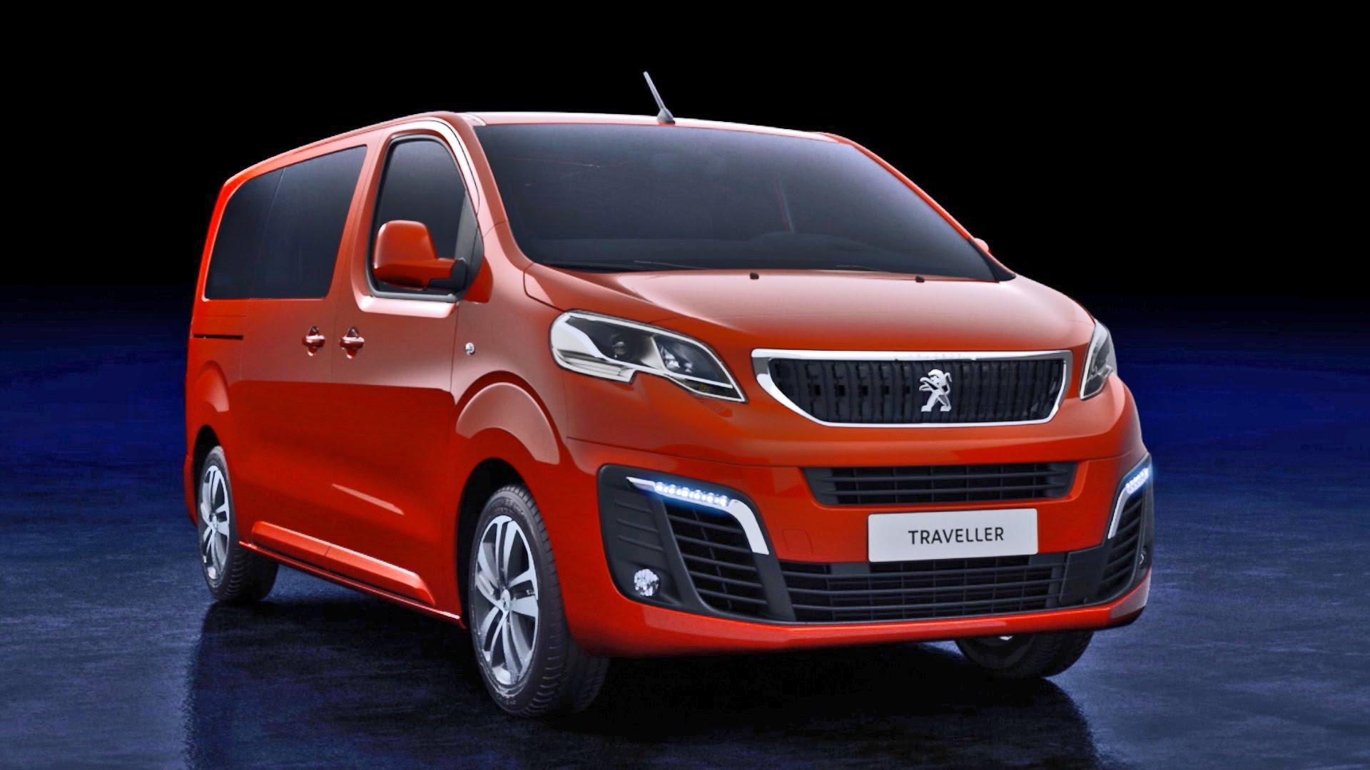 Peugeot Traveller I 2016 - now Minivan #8
