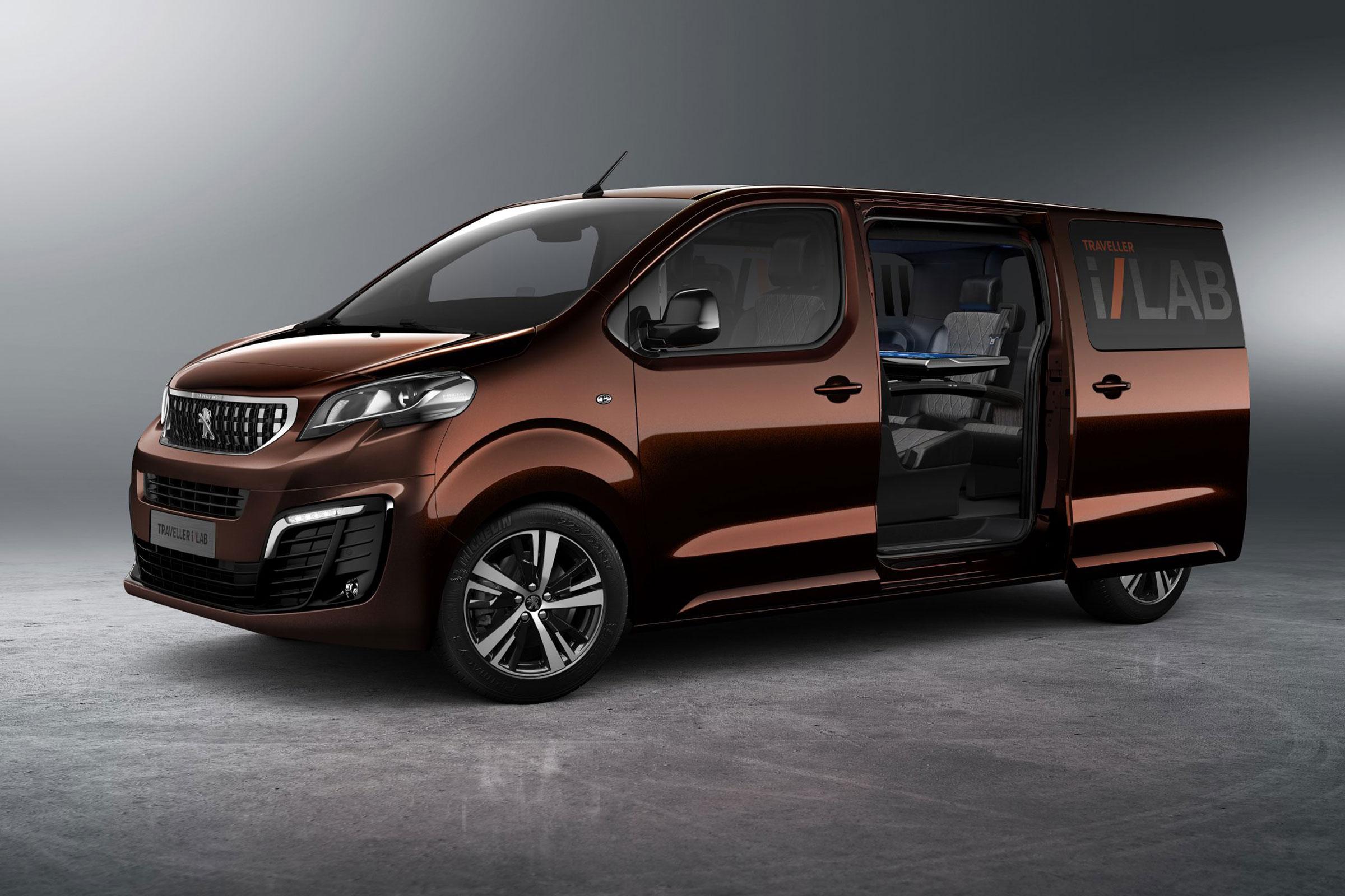 Peugeot Traveller I 2016 - now Minivan #5