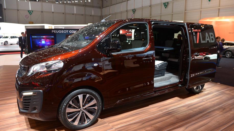 Peugeot Traveller I 2016 - now Minivan #3