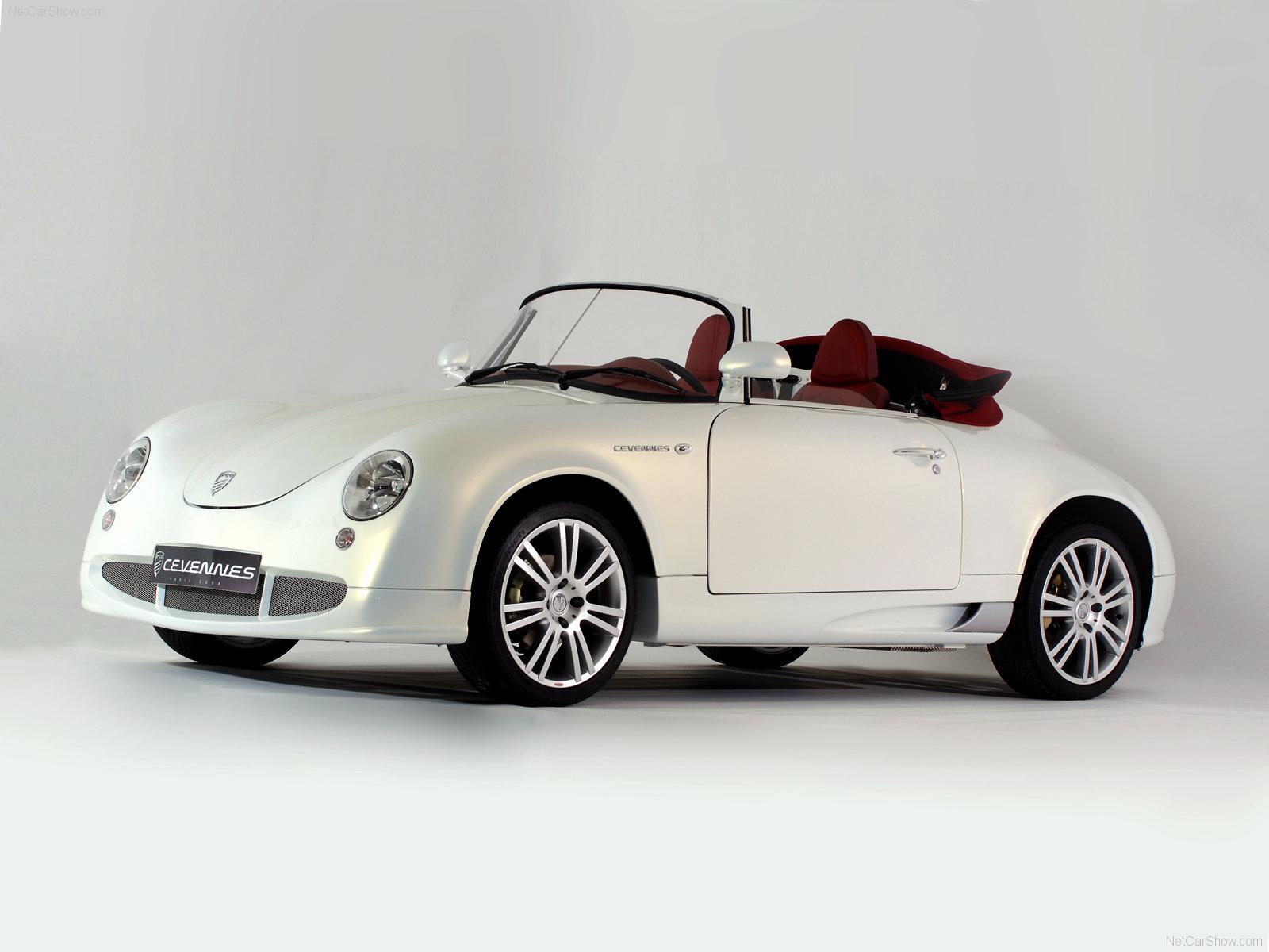 PGO Cevennes 2005 - now Cabriolet #7