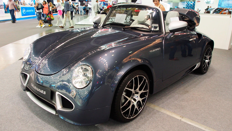 PGO Cevennes 2005 - now Cabriolet #6